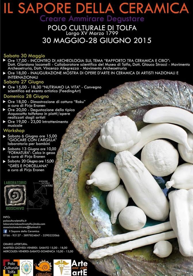 Il Sapore della Ceramica 2015