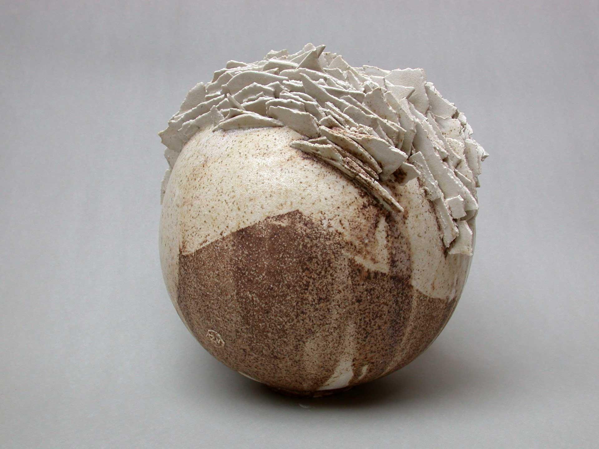 porcellana, smalto alla cenere - 2007