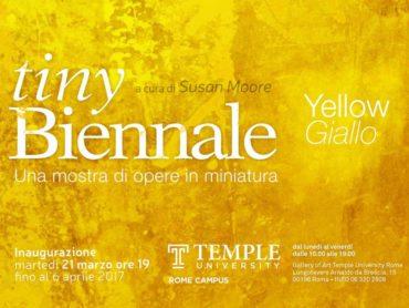 tiny Biennale 2017