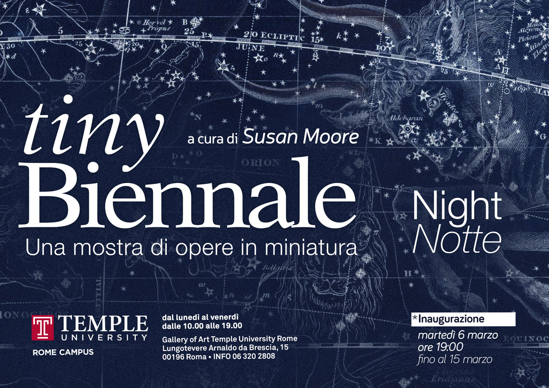 tiny Biennale night notte