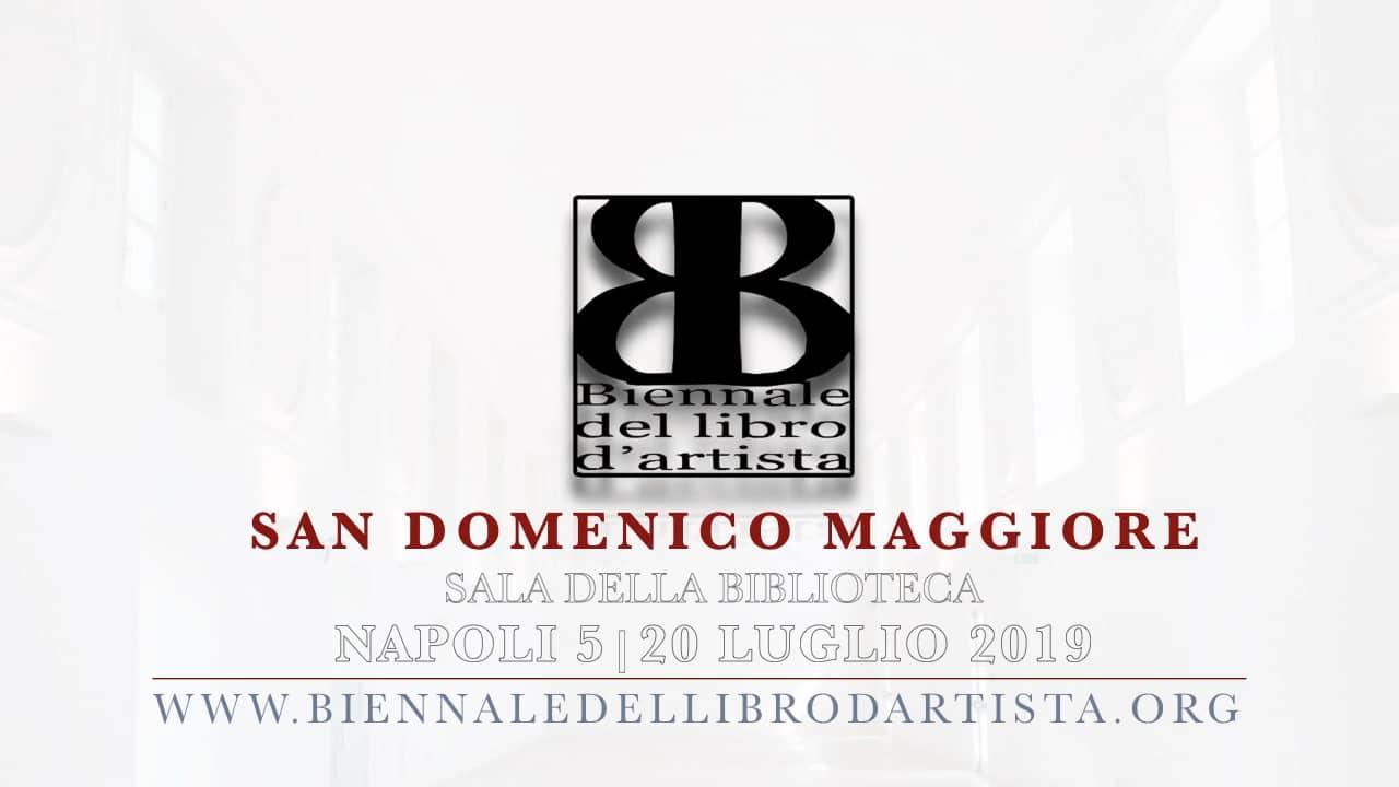 BIENNALE DEL LIBRO D'ARTISTA NAPOLI 2019